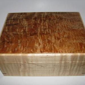 Deluxe Spalted Maple and Tiger Mapl..